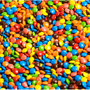 Mini or Normal M&MS Bulk 10kg