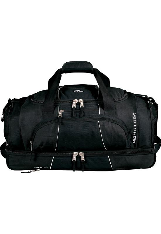 High Sierra® Colossus 26 inch Drop Bottom Duffel Bag  Image #1