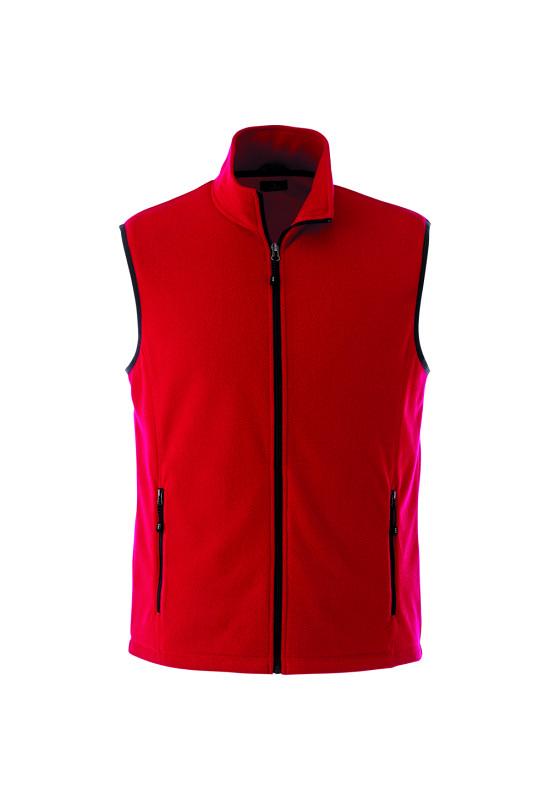 TYNDALL Polyfleece Vest - Mens  Image #1