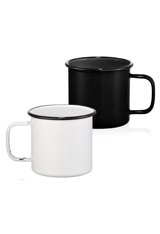 Enamel Metal Cup  Image #1