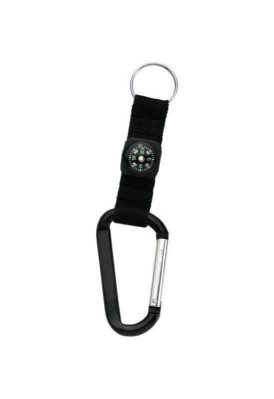 Carabiner with Compass  Image #1