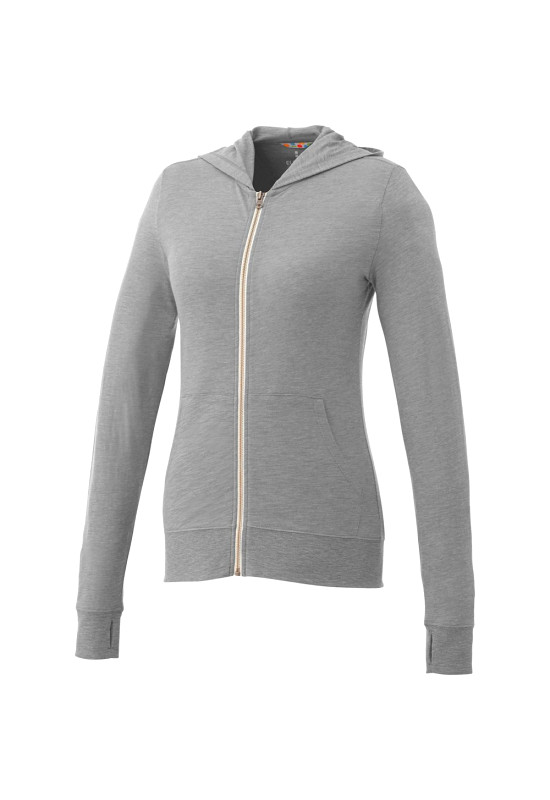 GARNER Knit Full Zip Hoody - Womens  Image #1