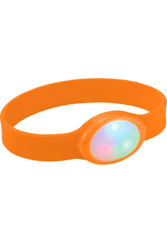 Flash Multi-Color LED Bracelet  Image #1