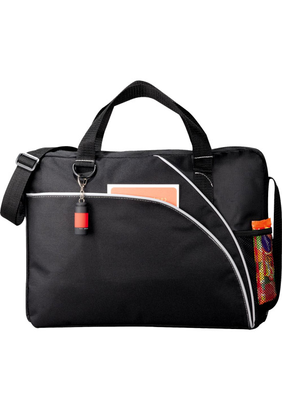 Double Curve Conference Bag  Image #1