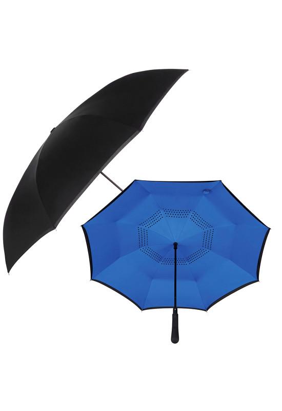 48 inch Auto Close Inversion Umbrella  Image #1