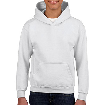 Gildan Youth Pullover Hooded Sweatshirt