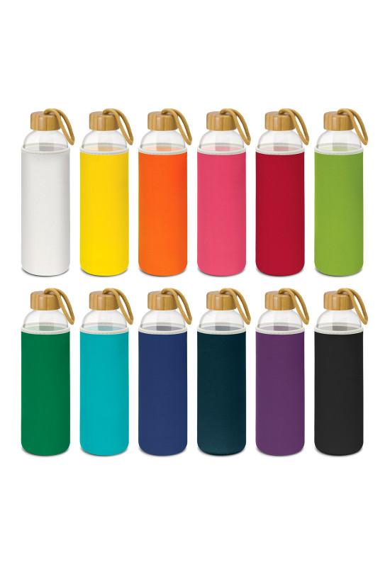 Eden Glass Bottle - Neoprene Sleeve