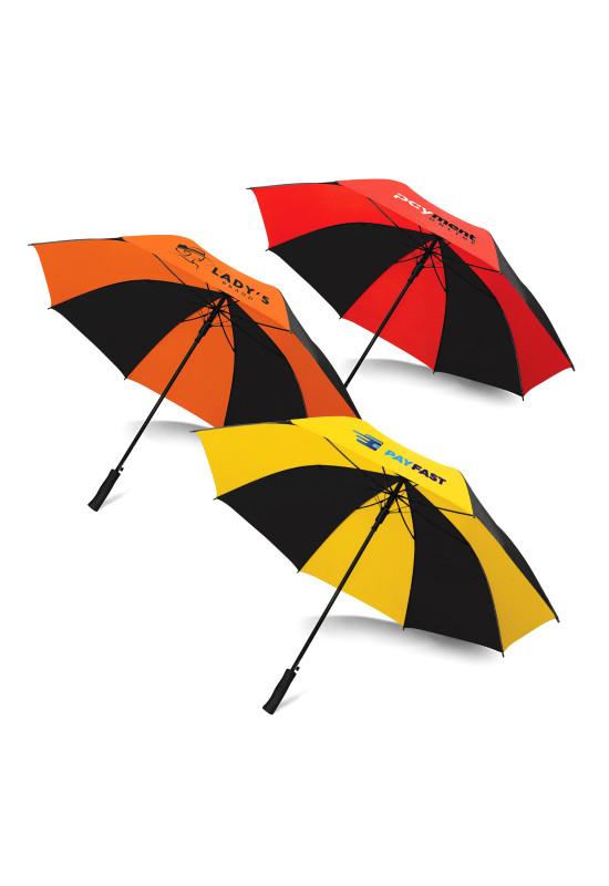 Hydra Sports Umbrella - Black Panels  Image #1