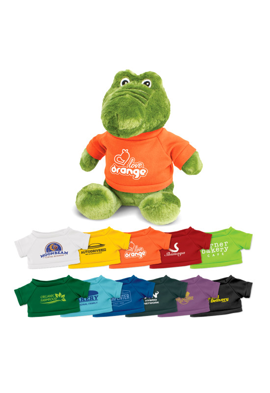 Crocodile Plush Toy  Image #1