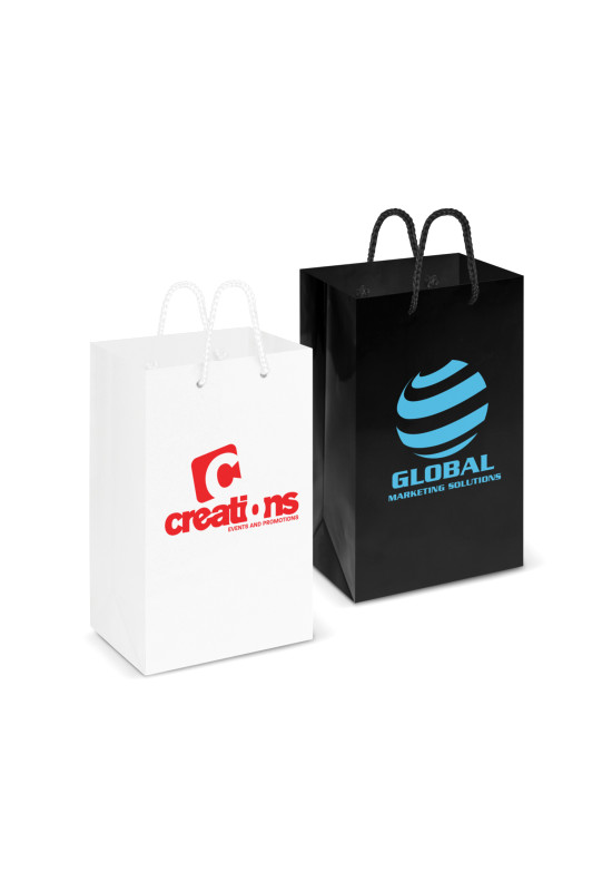 Laminated Carry Bag - Small