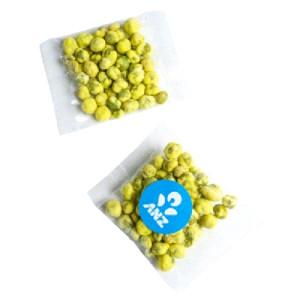 Wasabi Peas Bag
