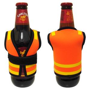 Safety Vest Stubby Holder