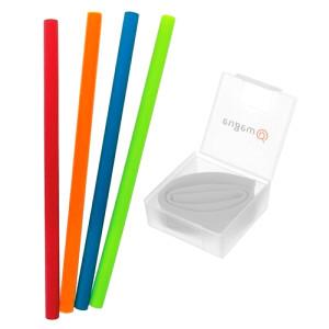 Deno Silicon Straw