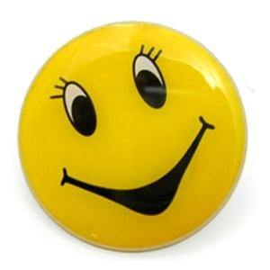 Button Badge Round