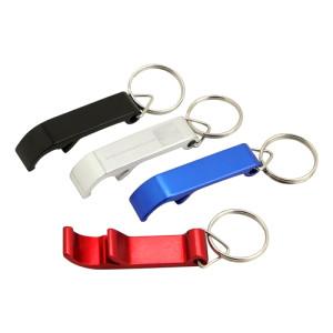 Handy Bottle Opener Key Ring