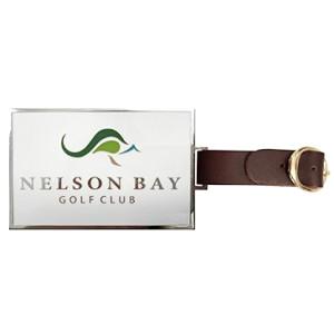 Custom Metal Bag Tag