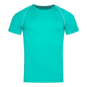 Men's Active Team Raglan