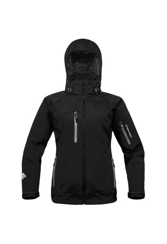 Womens Solar 3-In-1 Jacket