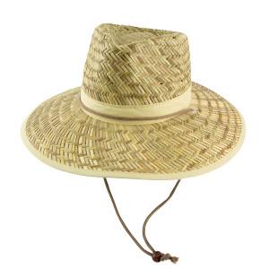 Straw Hat W/Toggle