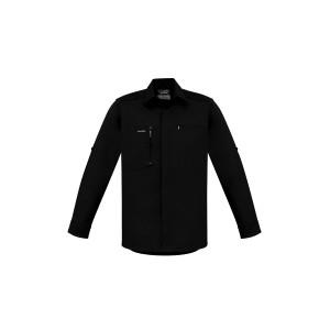 Mens Streetworx L/S Stretch Shirt