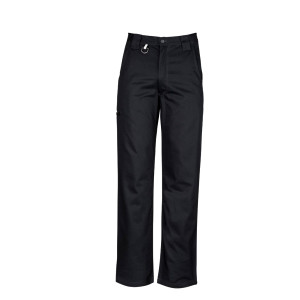 Mens Plain Utility Pant