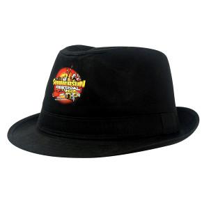 Fedora Cotton Twill Hat