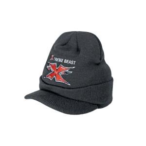 Knitted Acrylic Ski Cap