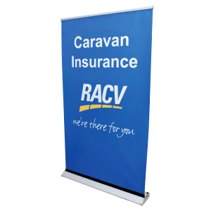 1200mm Roll Up Banner