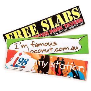Gloss Paper Sticker