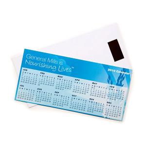 Magnetic Tab Calendar