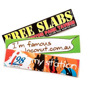 Gloss Paper Sticker (75 x 75mm)