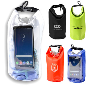 2.5L Dry Bag with Phone Window