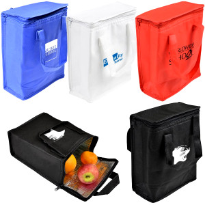 Snack-Time Cooler Bag