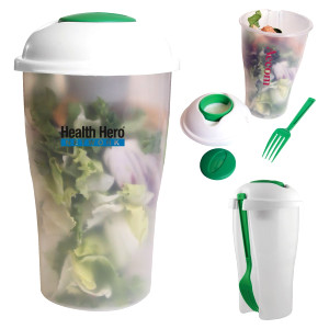 The Newton Salad Shaker