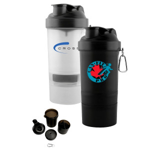 The 3 In 1 Shaker