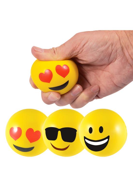 Emoji Stress Balls  Image #1