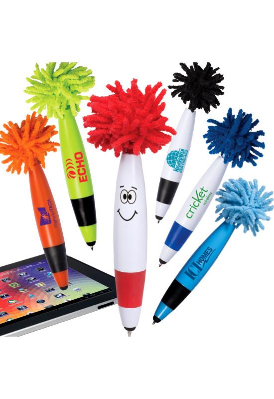 Mop Top Junior Ballpoint Pen / Stylus  Image #1
