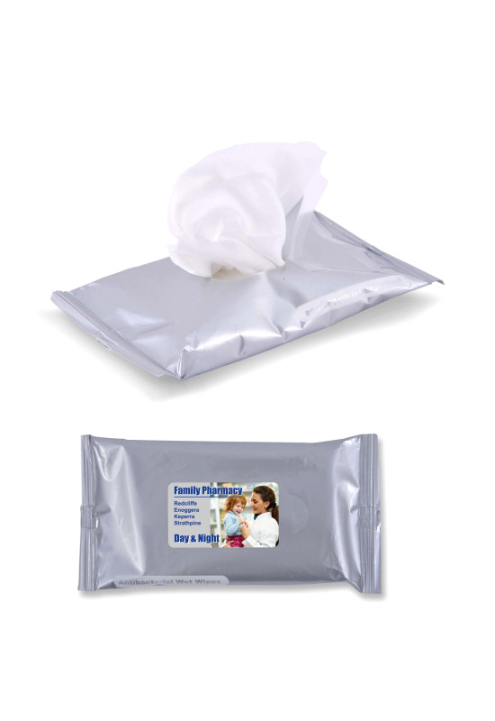 H2O Wet Wipes  Image #1