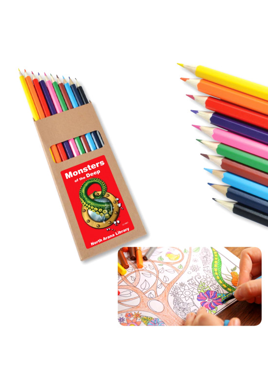 Mighty Pencil Set  Image #1