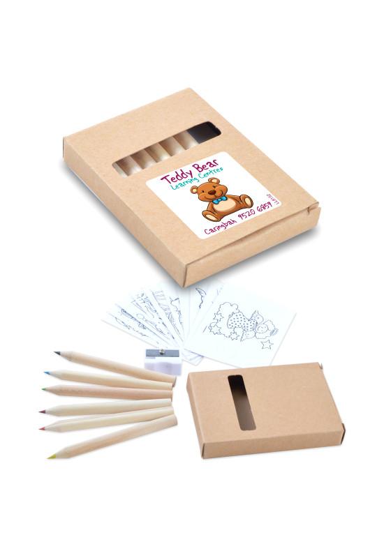 Activity Pencil Set  Image #1