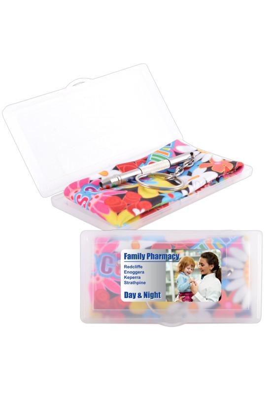 Vista Glasses Service Kit with Microfibre Lens Cloth  Image #1