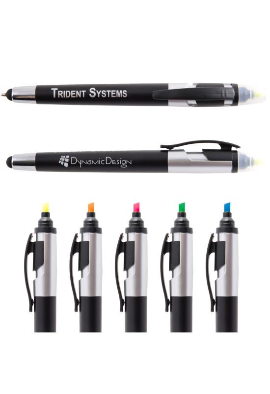 Trident Pen / Stylus Highlighter  Image #1