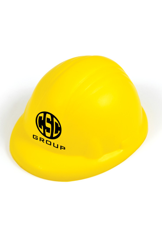 Hard Hat Stress Reliever  Image #1