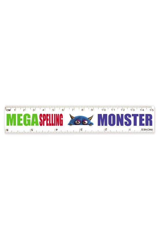 White15cm Ruler  Image #1