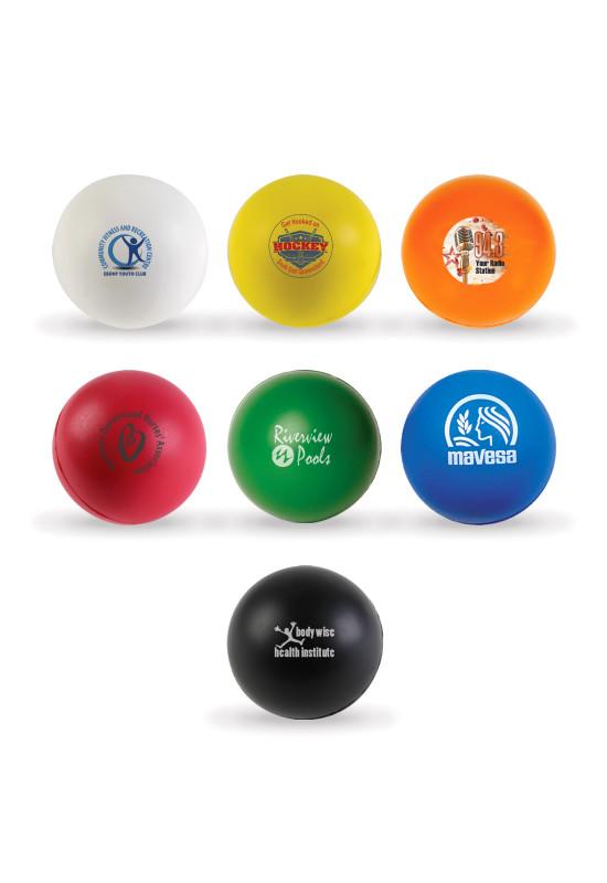 Round Stress Balls  Image #1