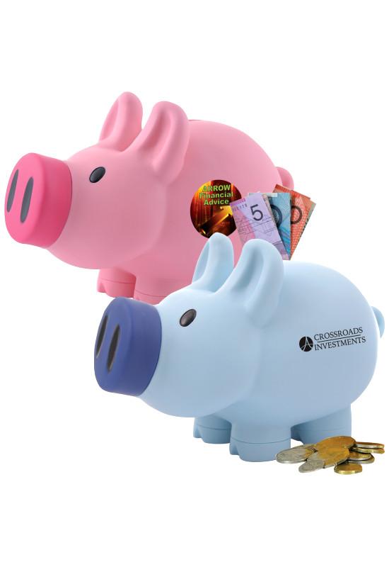 Priscilla / Patrick Pig Coin Bank  Image #1