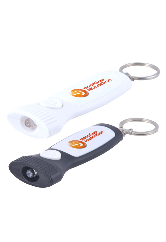 Flash Flashlight Keytag  Image #1