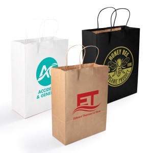 Express Paper Bag Medium   Image #1