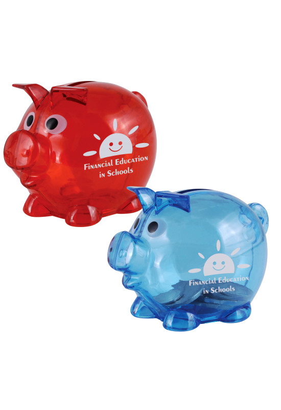 World's Smallest Pig Coin Bank  Image #1