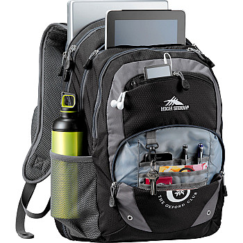 High Sierra Overtime Fly-By 17 inch Compu-Backpack  Image #1